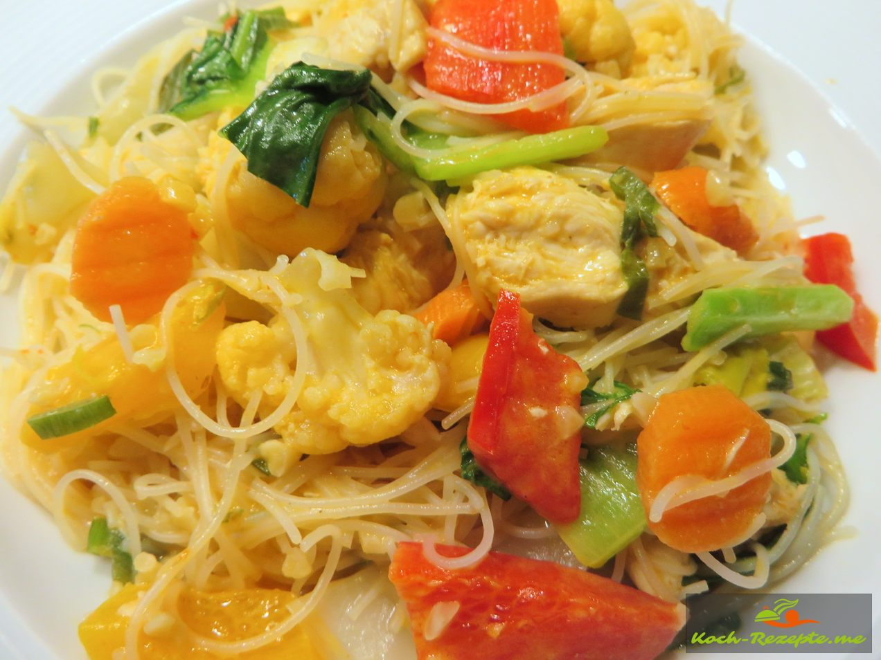 Pak Choi Rezept Thai